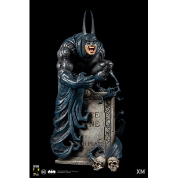 Batman 1:6 Iconic Cover Art Series Statue Batman Bloodstorm 33 CM