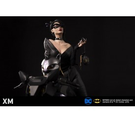 DC Premium Collectibles series statue Catwoman