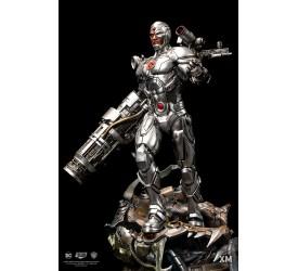 DC Premium Collectibles DC Rebirth Series Statue Cyborg 40 CM