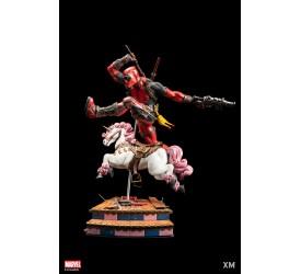 Marvel Premium Collectibles Series Statue Deadpool Version A