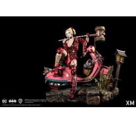 DC Premium Collectibles Series Statue Harley Quinn Samurai Series 45 cm