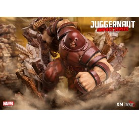 The Unstoppable Juggernaut Premium Collectibles Statue