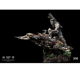 DC Premium Collectibles DC Rebirth Series 1/6 Statue Lobo 47 CM