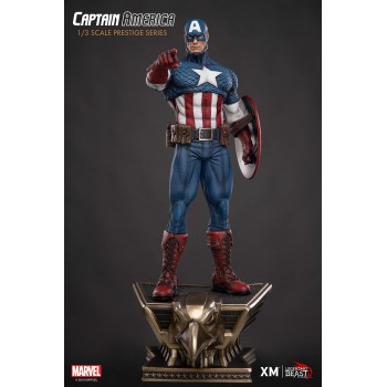 Marvel Premium Collectible 1/3 Scale Prestige Series Captain America