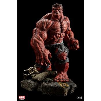 Marvel Premium Collectibles Series Statue 1/4 Red Hulk