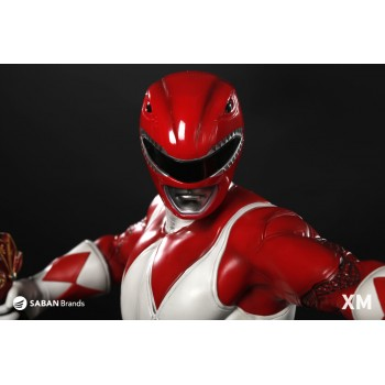 Power Rangers Premium Collectibles Series statue Red Ranger