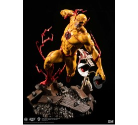 DC Premium Collectibles DC Rebirth Series 1/6 Scale Statue Reverse-Flash