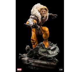 Marvel Premium Collectibles Series Statue Sabretooth 57 CM