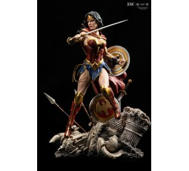 DC Premium Collectibles DC Rebirth Series 1/6 Statue Wonder Woman