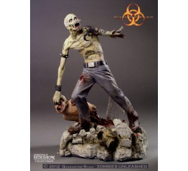 Zombies Unleashed Statue Otto the Punk 30 cm